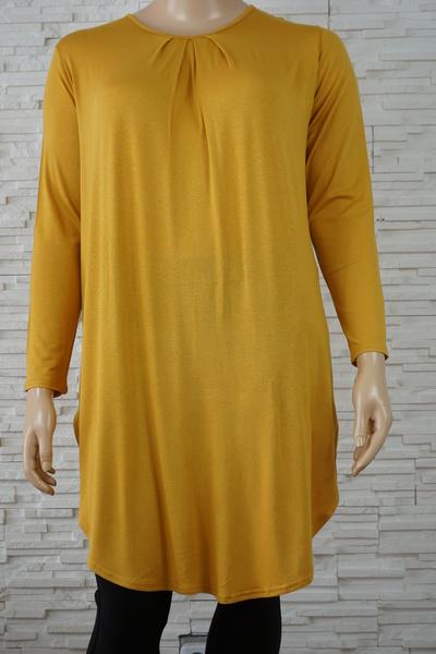 148 robe tee shirt 3 4 grande taille1