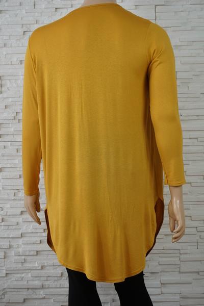 148 robe tee shirt 3 4 grande taille3