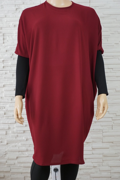 149 robe tee shirt 3 4 grande taille1