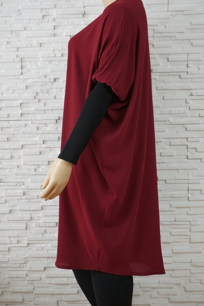 149 robe tee shirt 3 4 grande taille2