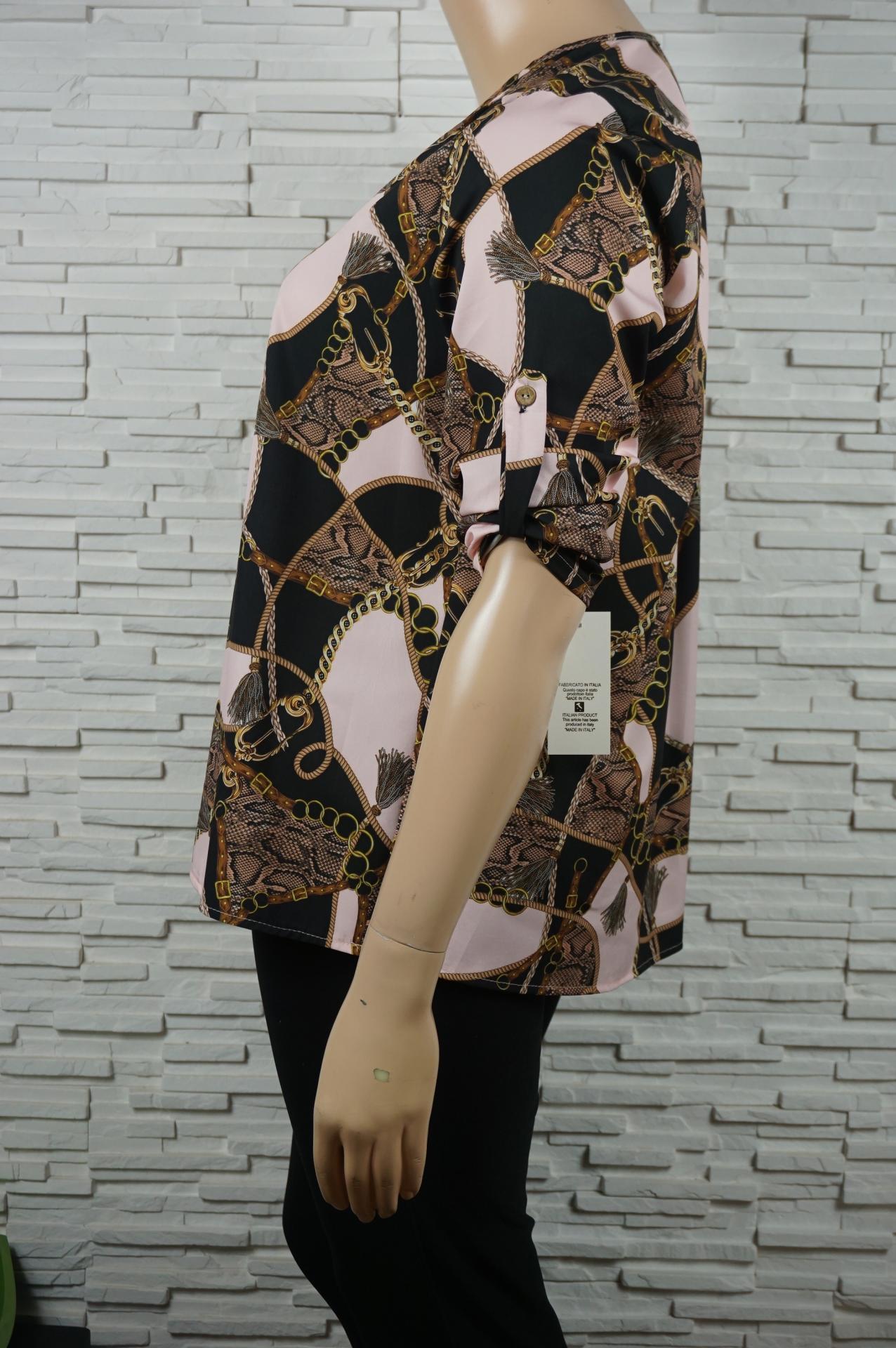 Chemise imprime foulard2