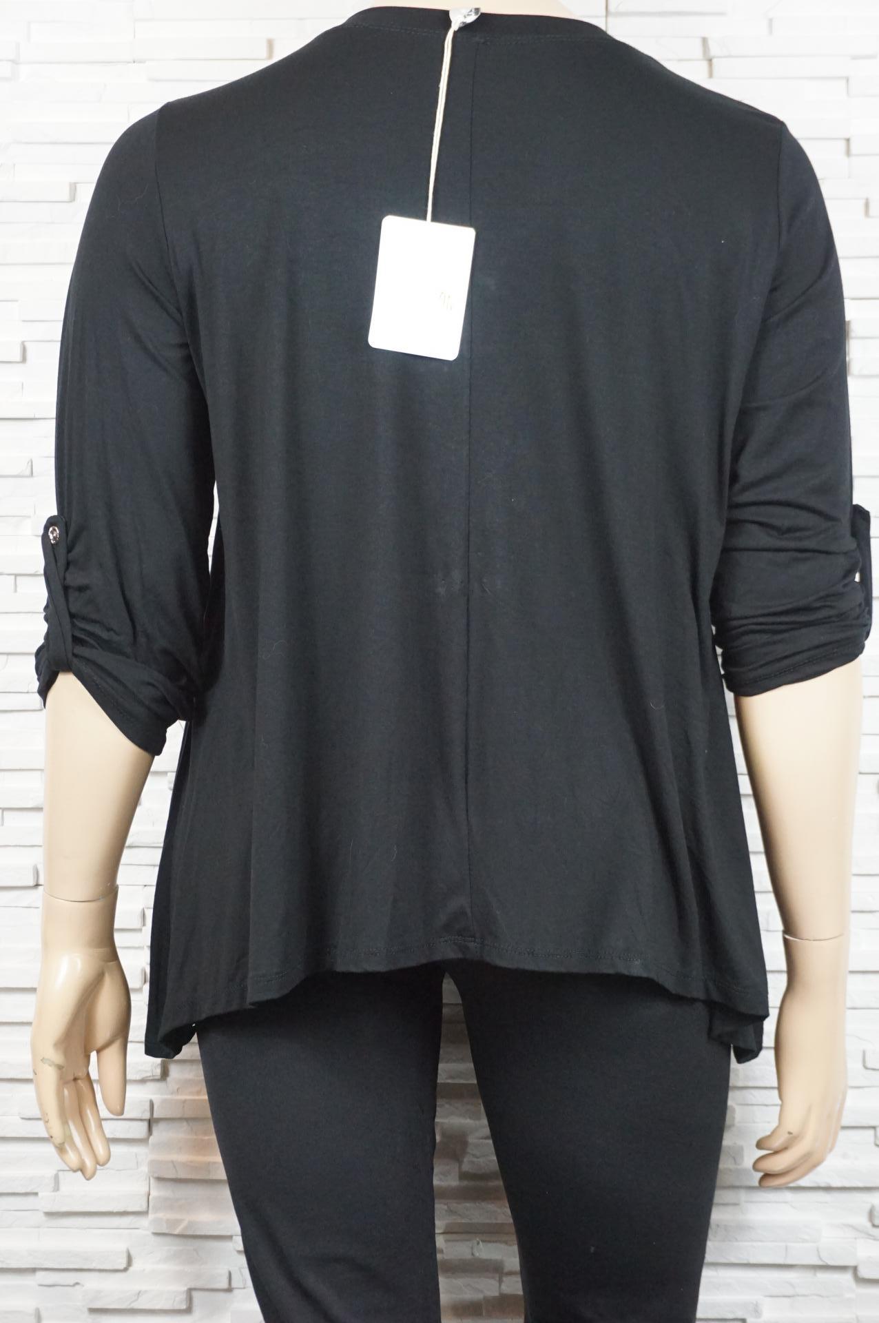 tee-shirt long rosier