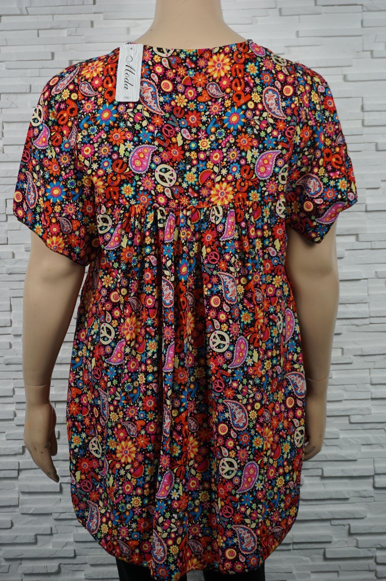 Robe imprimé floral