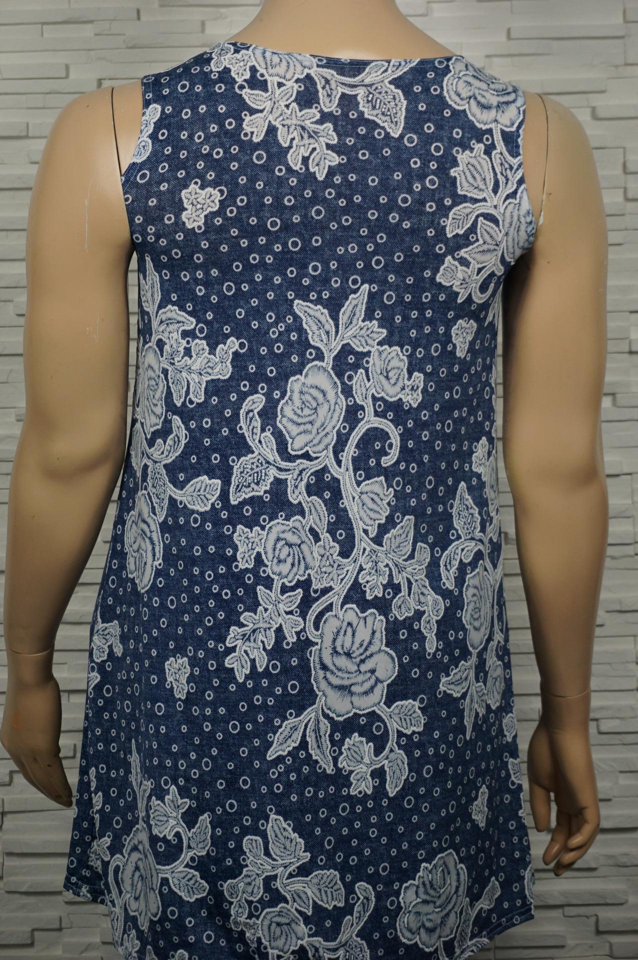robe imprimée elastique