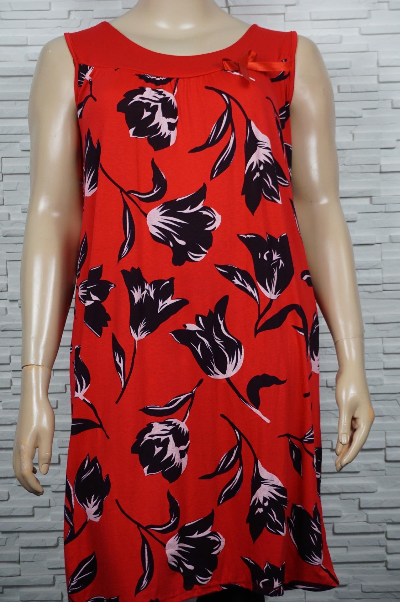 robe longue legère imprimé fleurie
