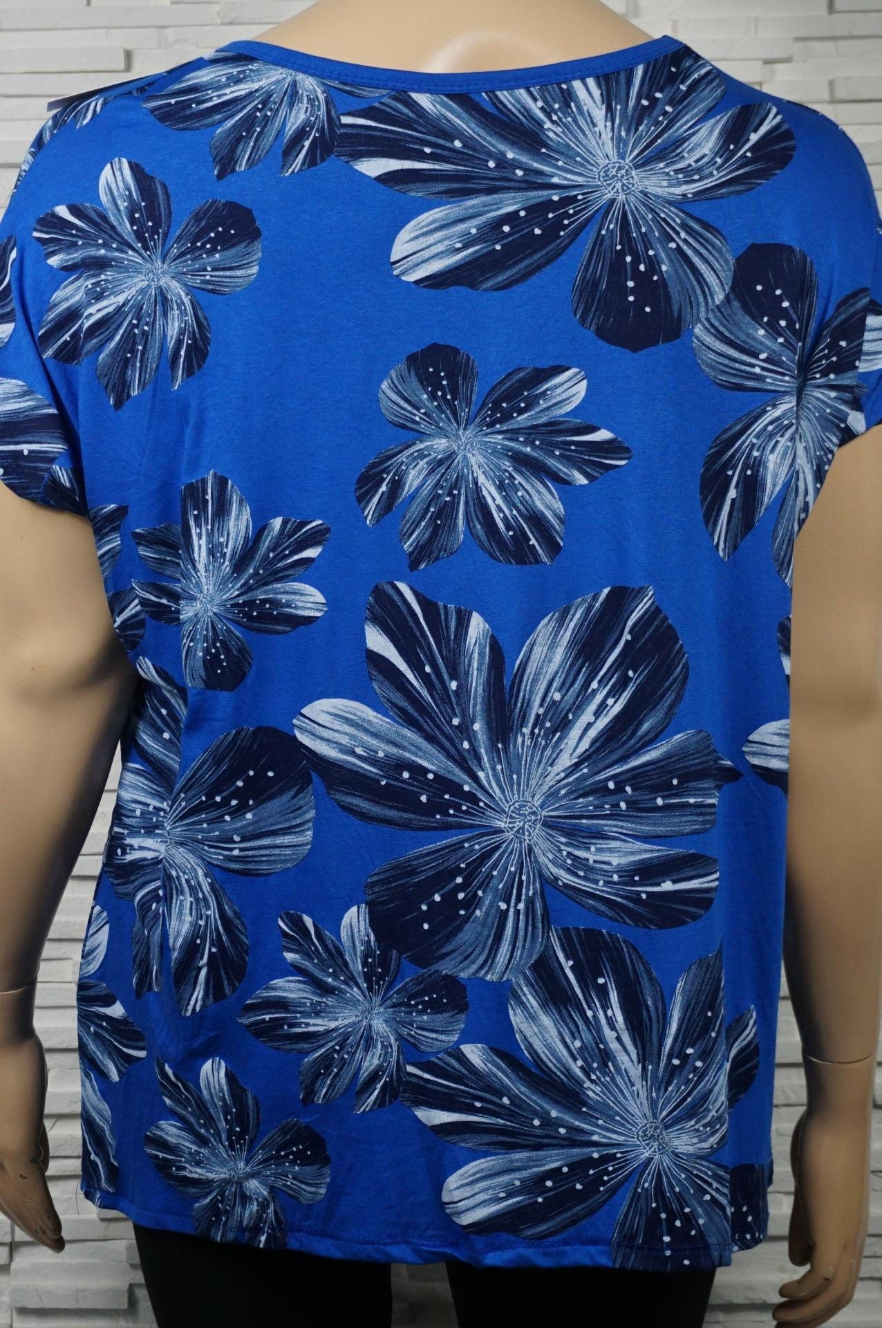 T-shirt imprimé floral.
