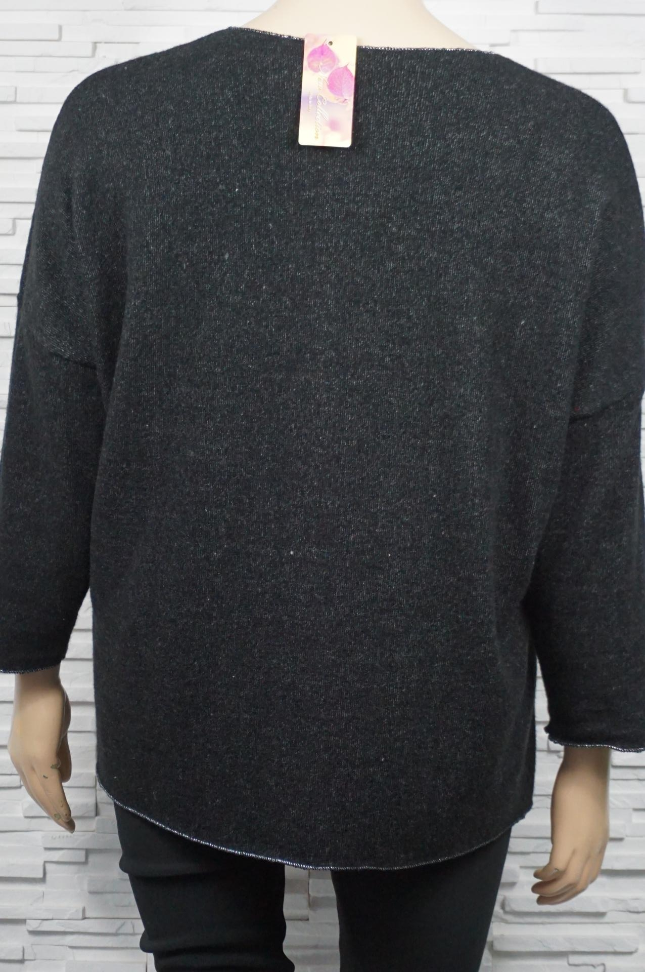 Pull long doux
