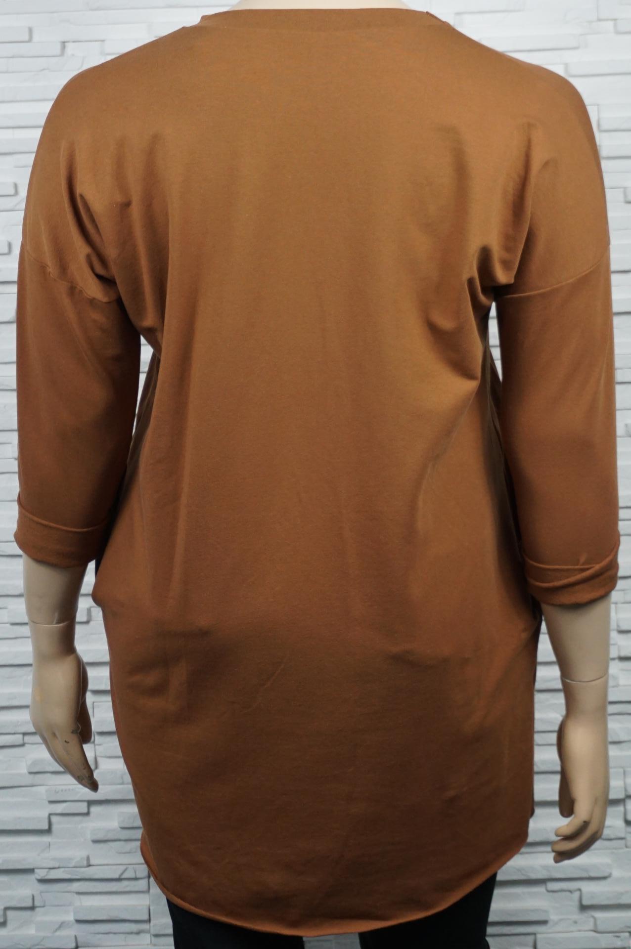 Robe, sweat ou tunique longue avec