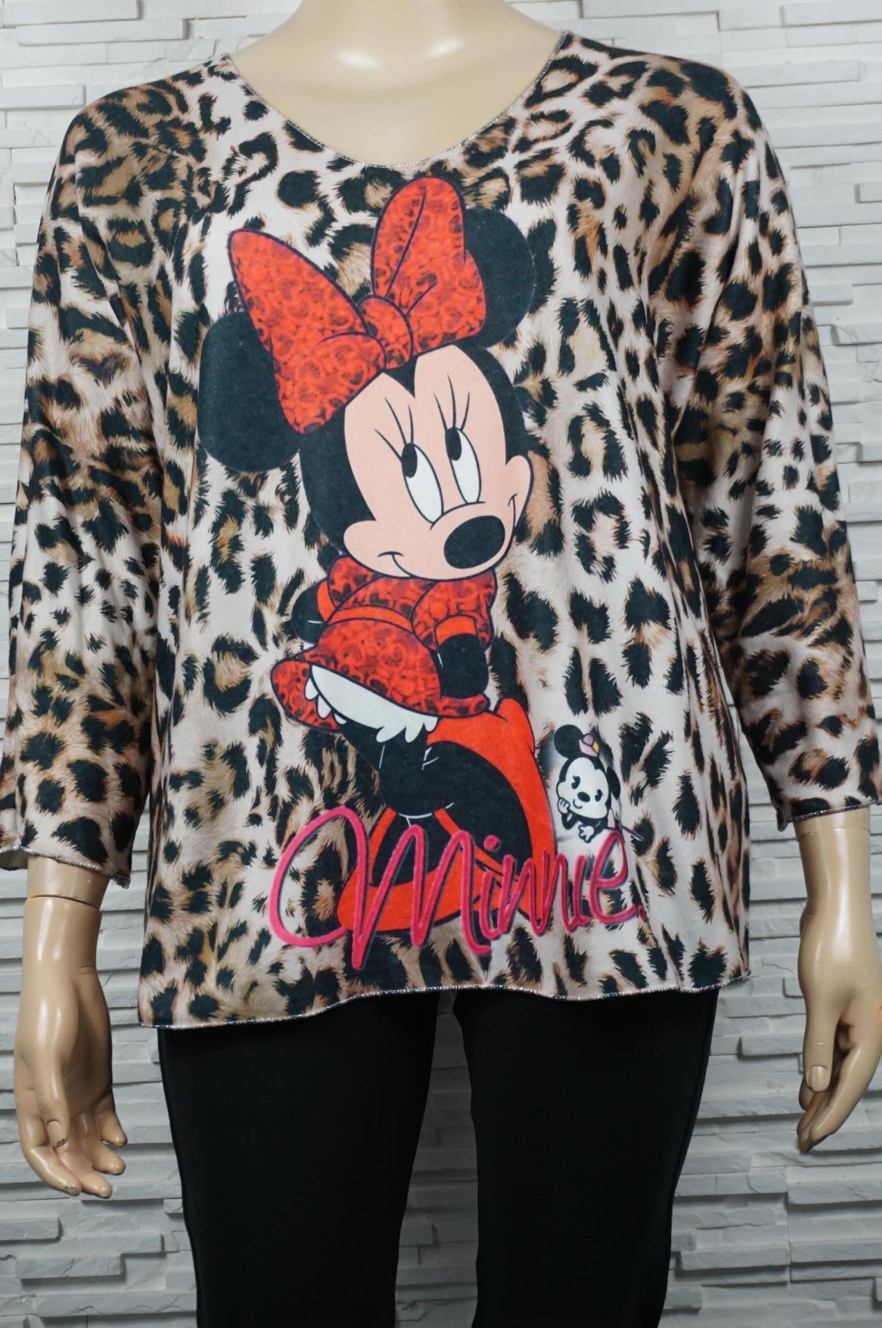 Pull doux Minnie