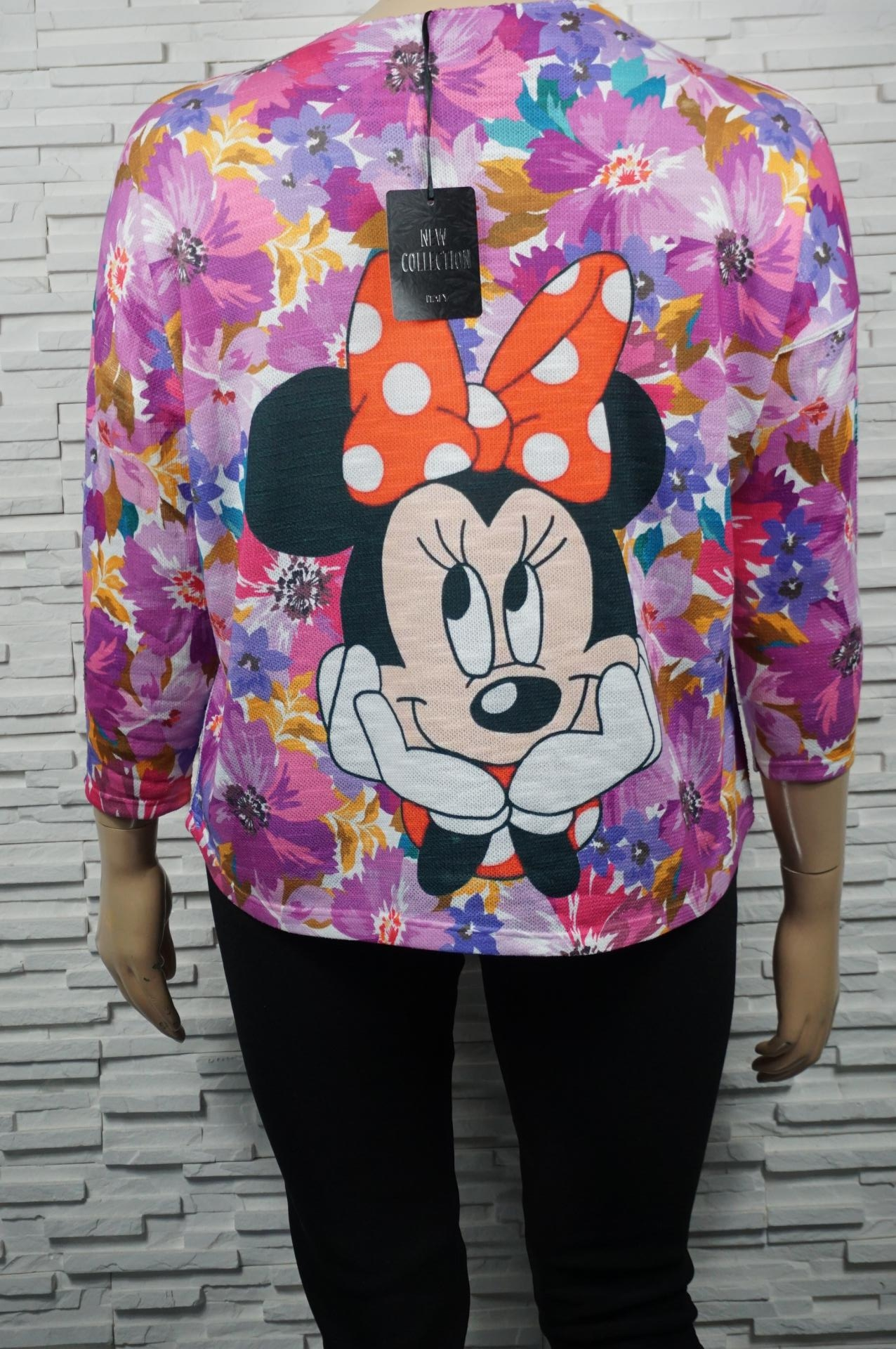 Pull doux Minnie