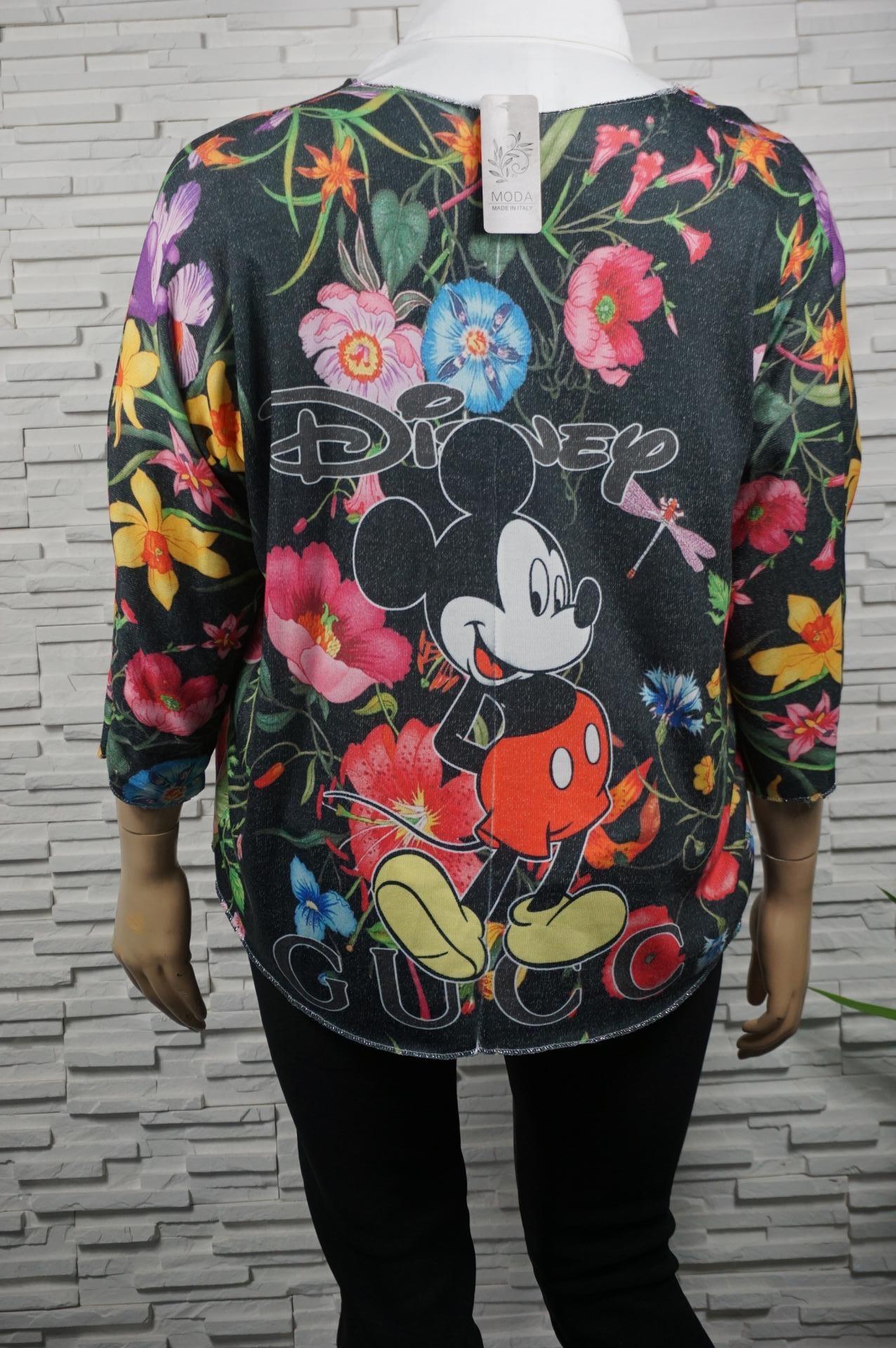 Pull imprimé Mickey.