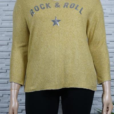 Pull doux  oversize