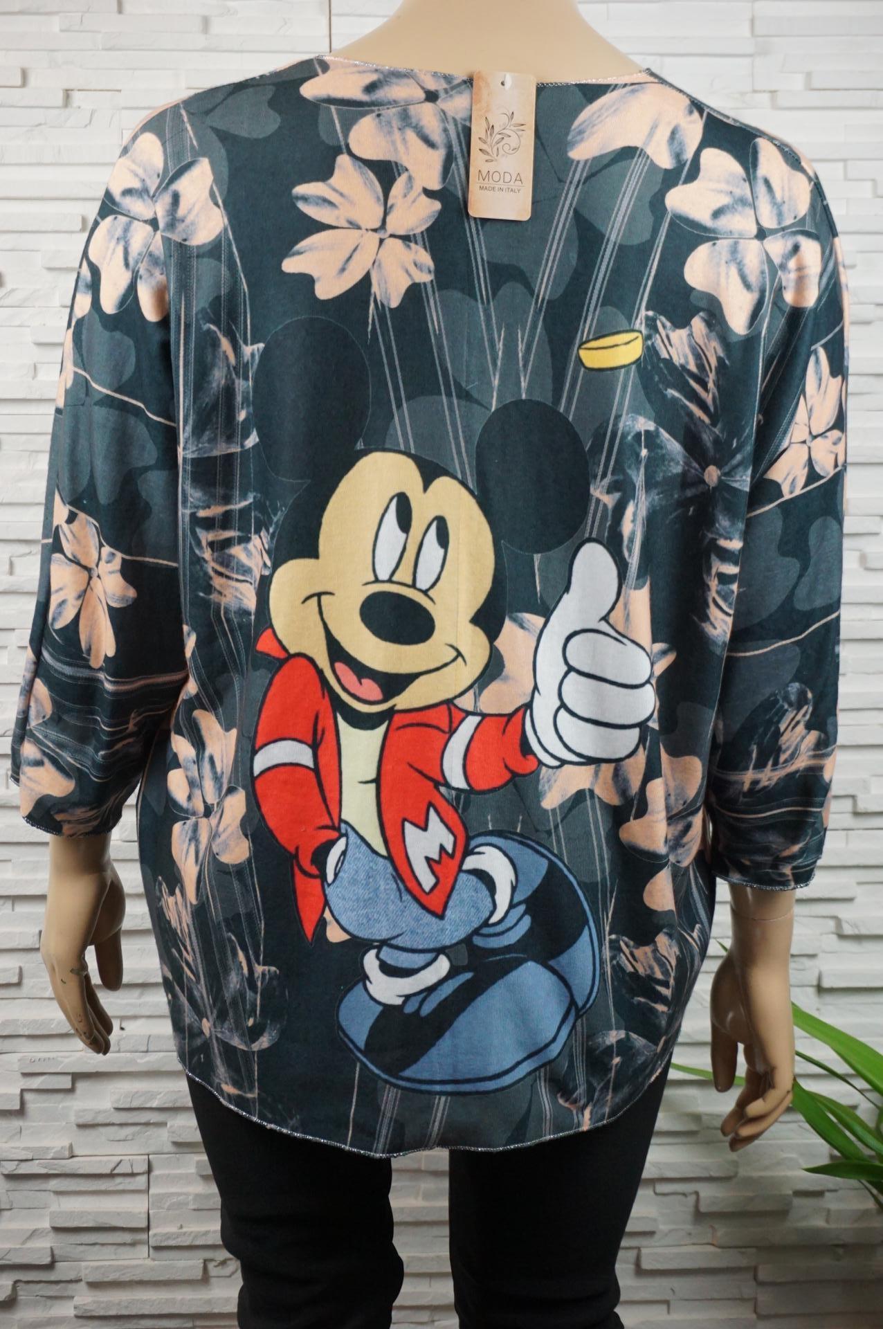 Pull doux Mickey.