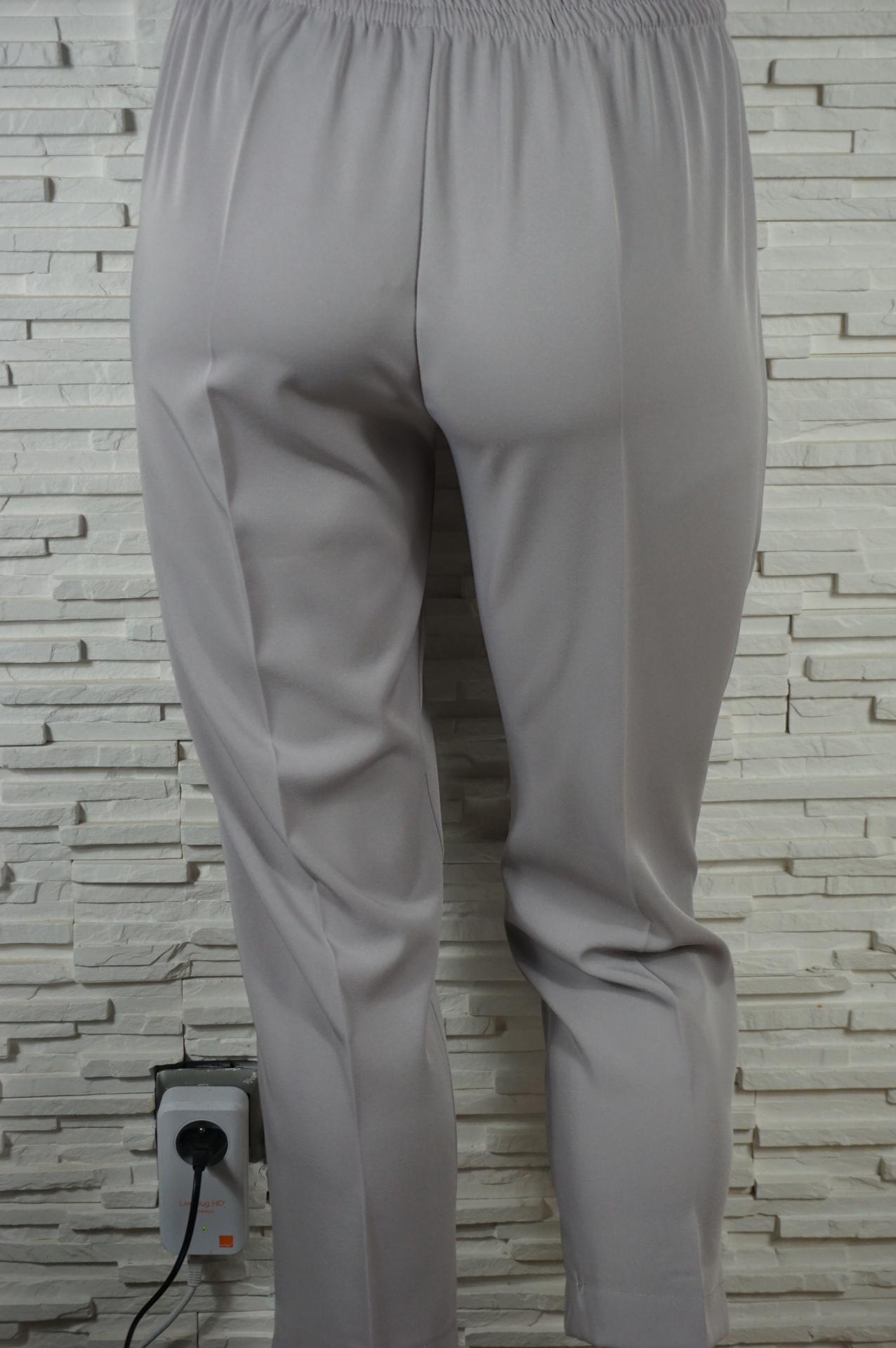 Pantalon cigarette a e lastiques et poches4