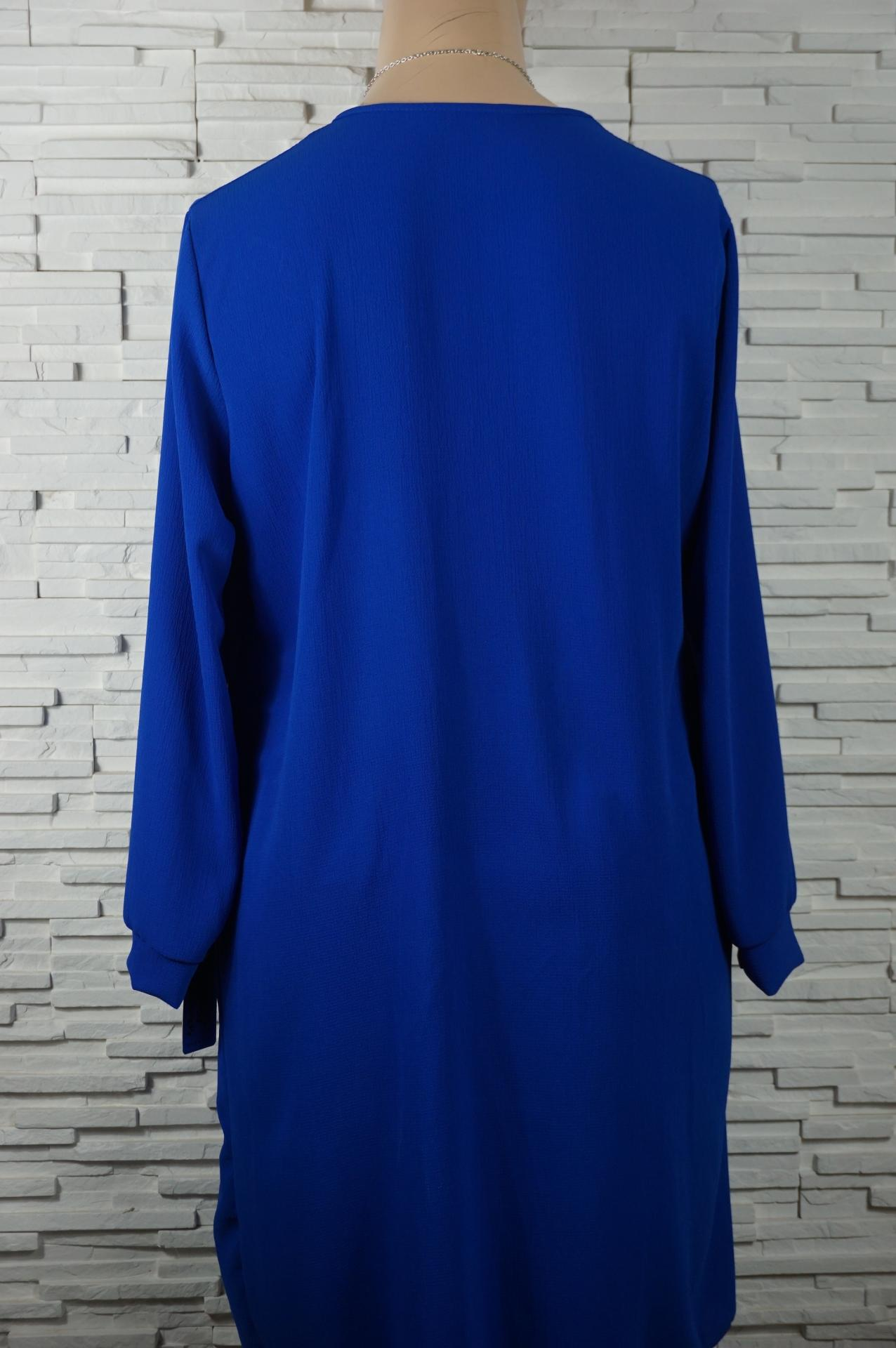 Robe polyester a collier5