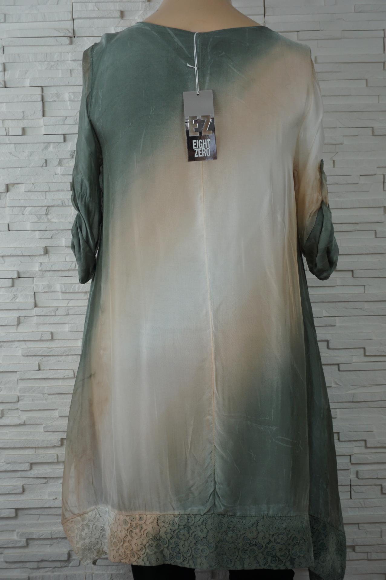 Robe soie longue tye and dye2