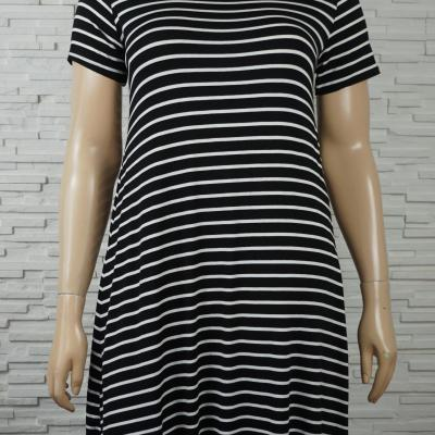 Robe t shirt marinie re1