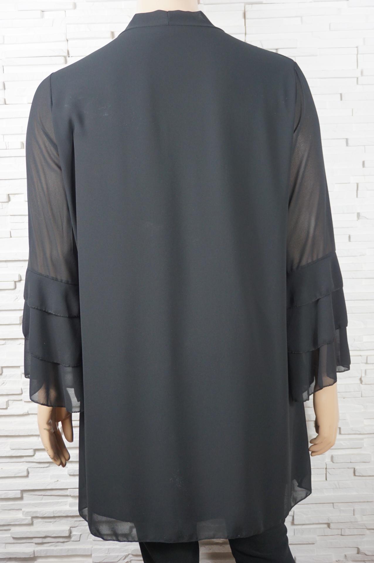 Robe tunique longue a liens3
