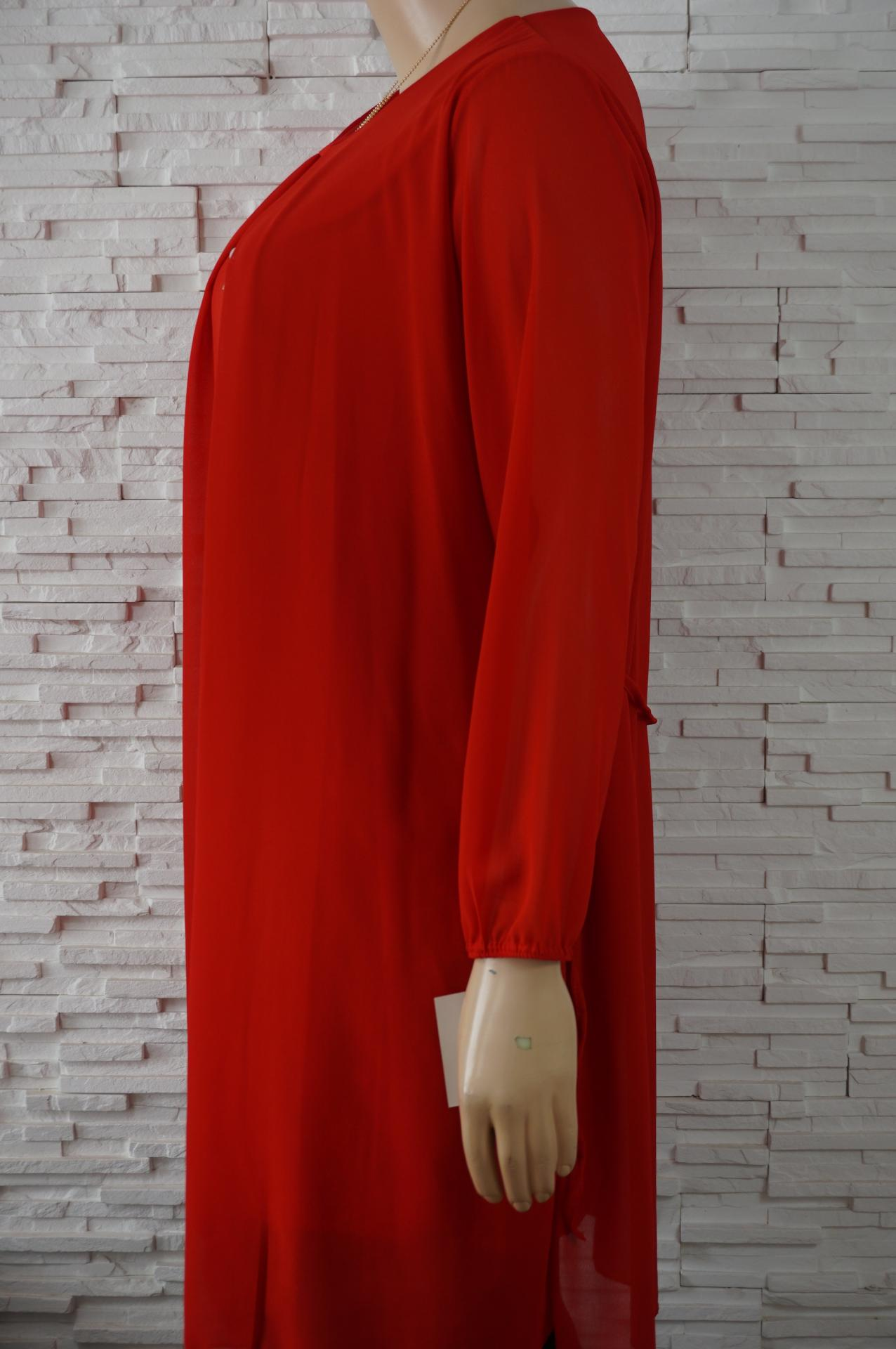 Robe tunique longue avec collier2