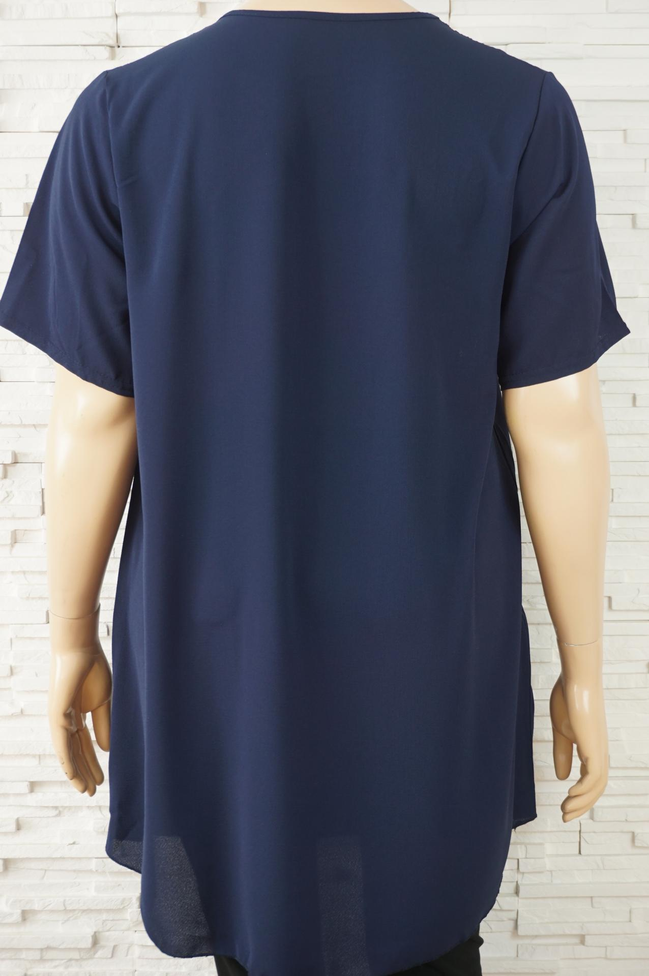 Robe tunique longue avec perles3