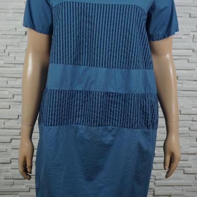 Robe tunique longue coton1