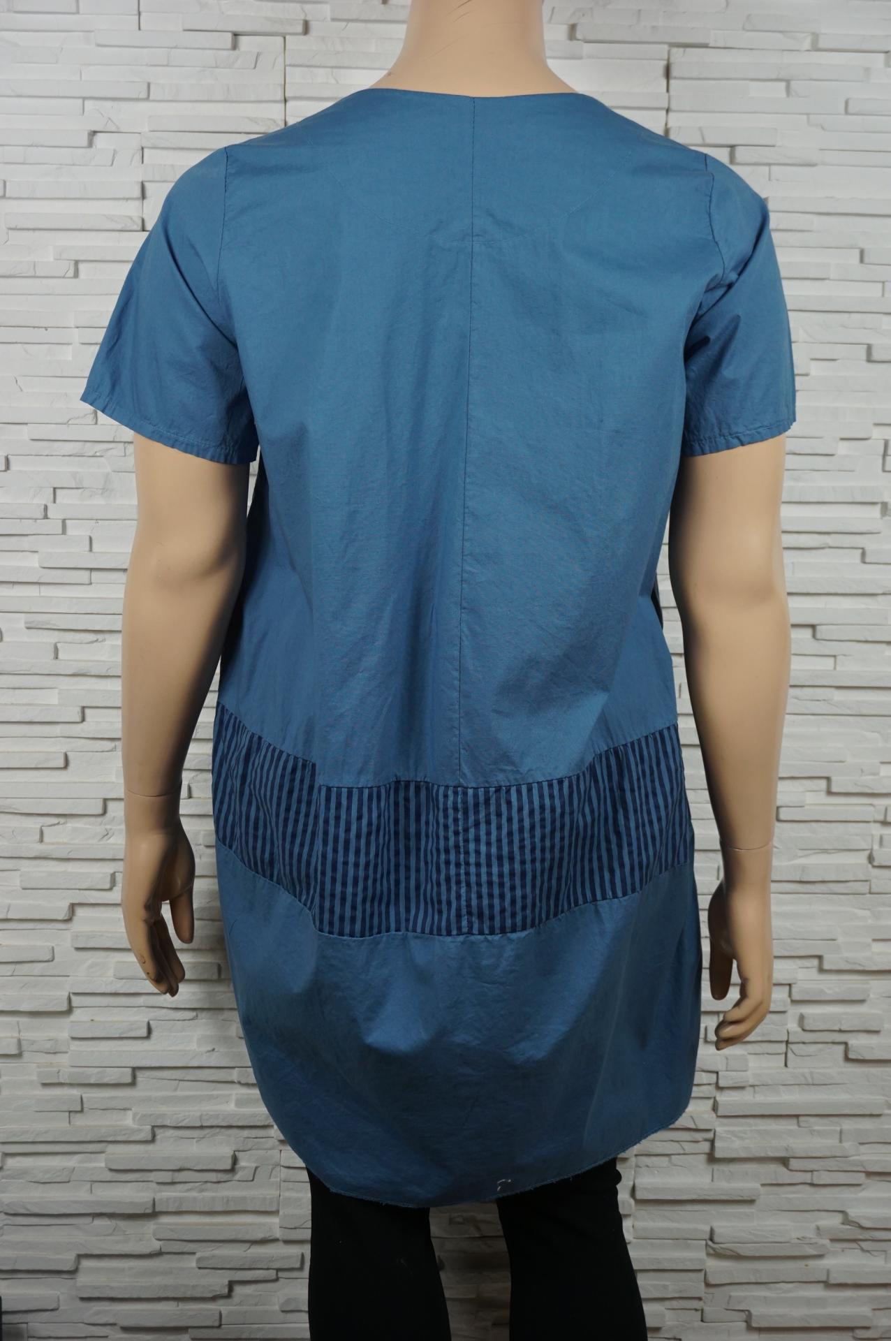 Robe tunique longue coton3