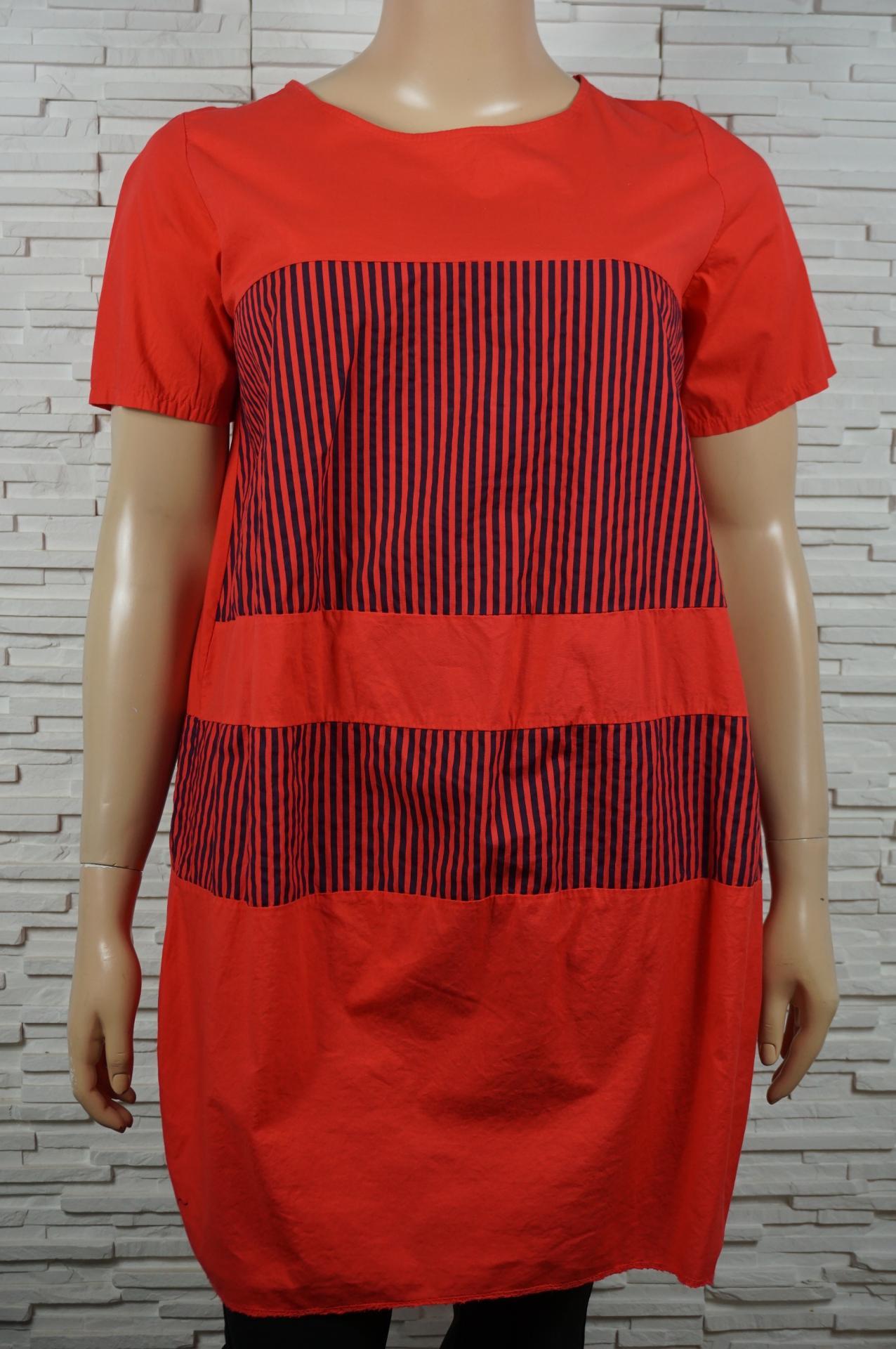 Robe tunique longue coton4