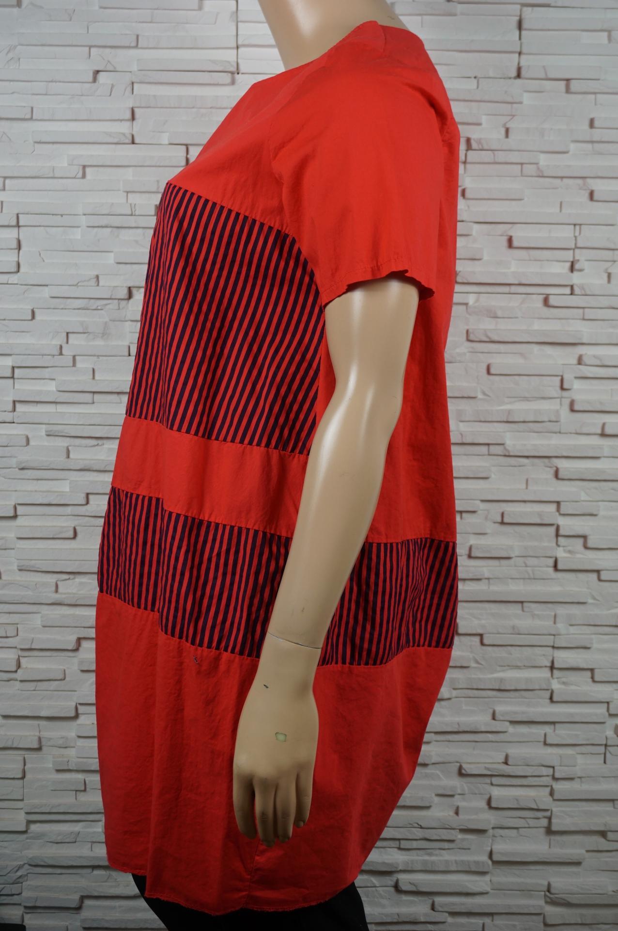 Robe tunique longue coton5
