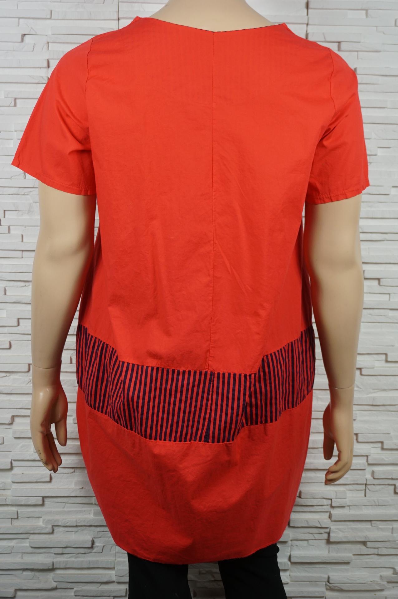 Robe tunique longue coton6