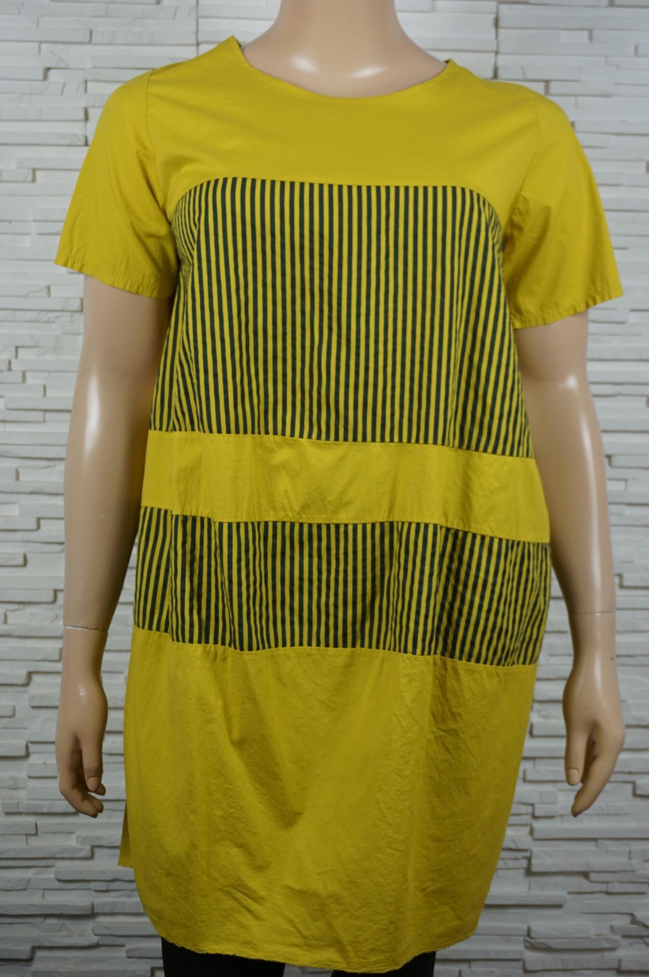 Robe tunique longue coton7