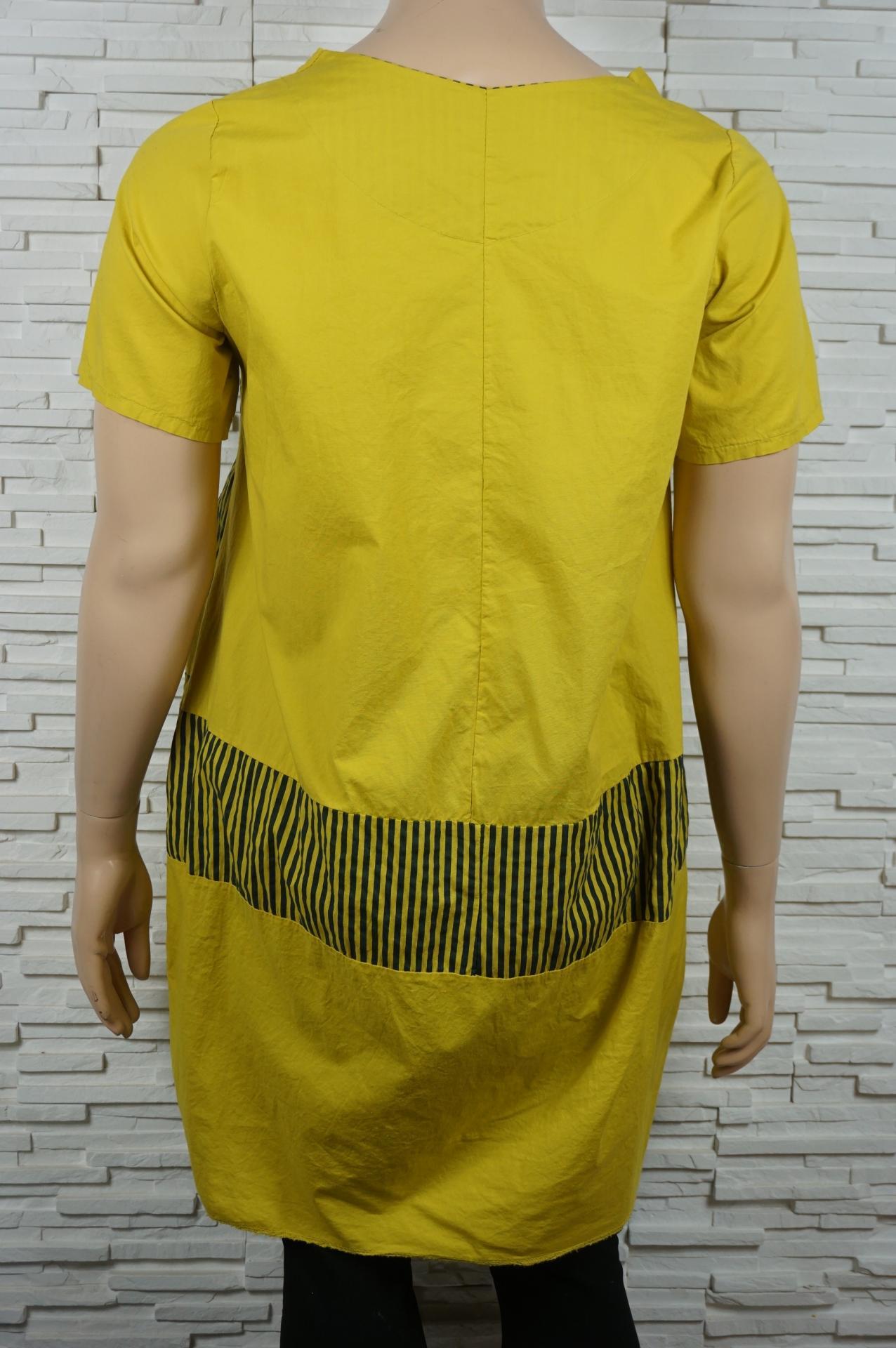 Robe tunique longue coton9