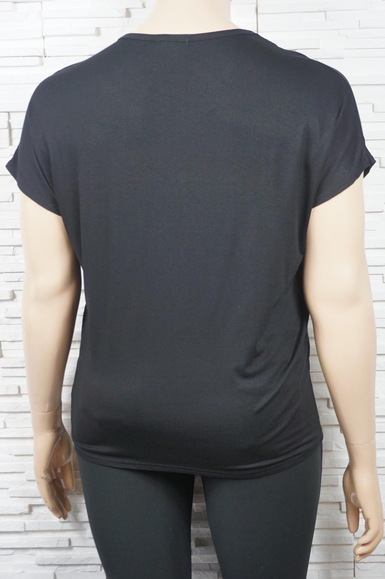T shirt coton imprime fleurs2