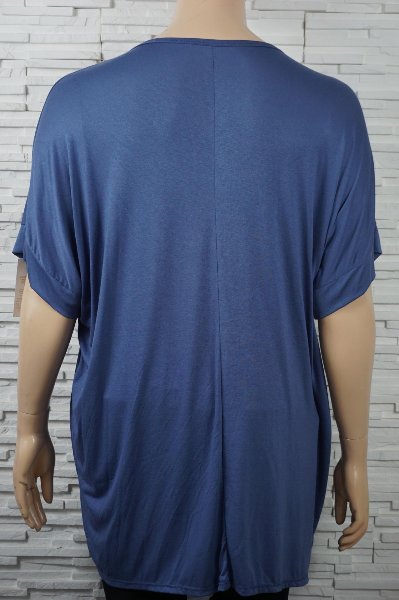 T shirt long a motif1