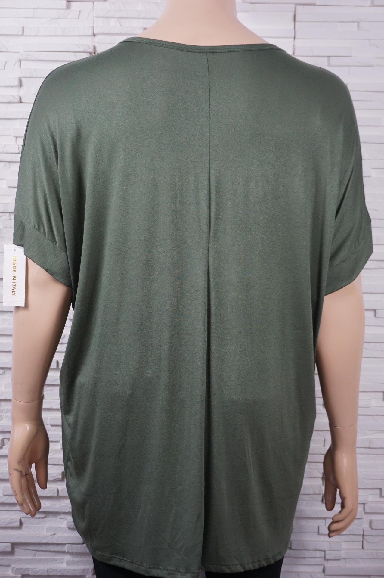 T shirt long a motif5