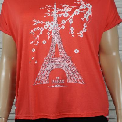 T shirt tour eiffel5