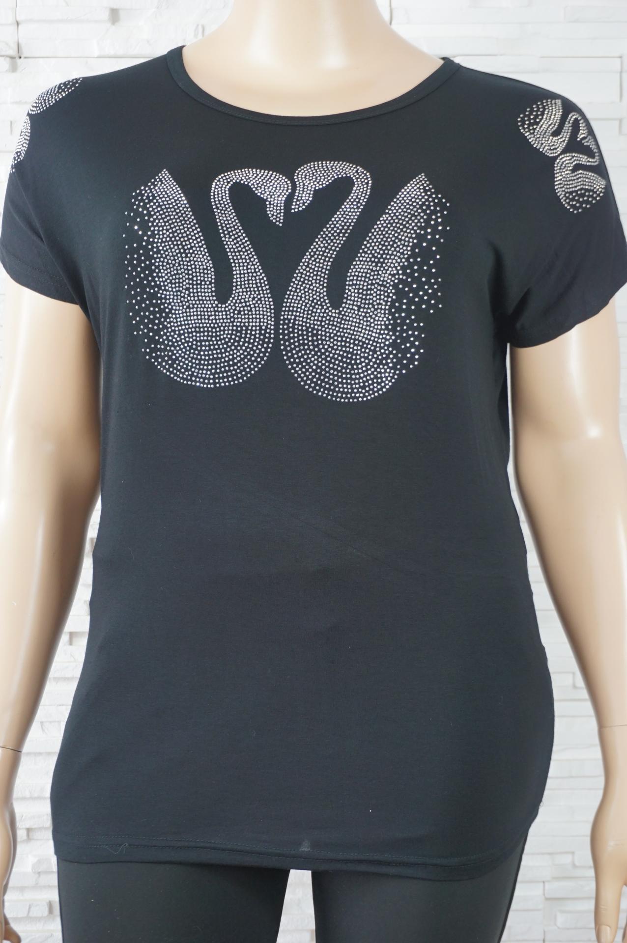 Tee shirt a strass1