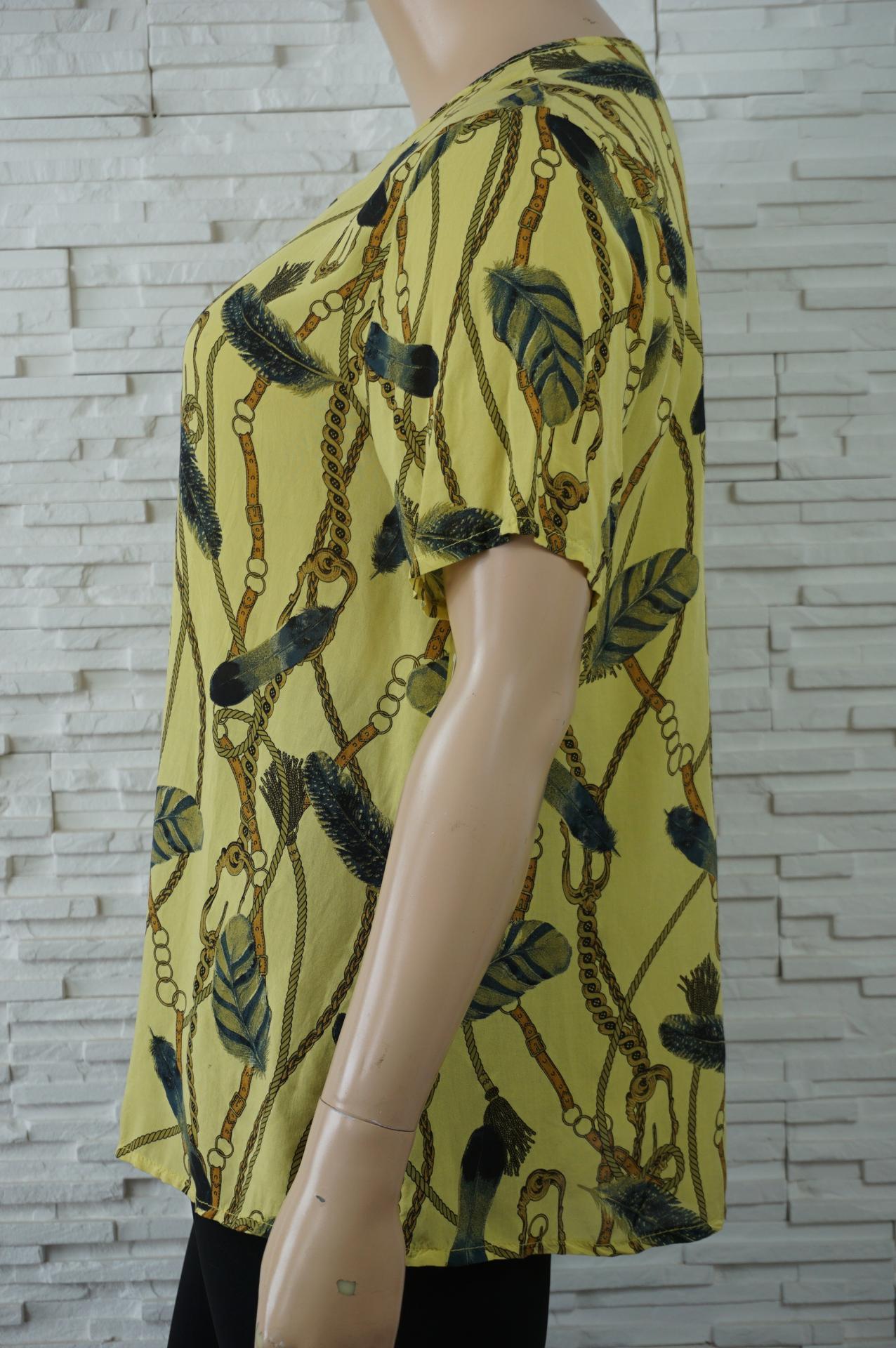 Tunique imprime foulard2