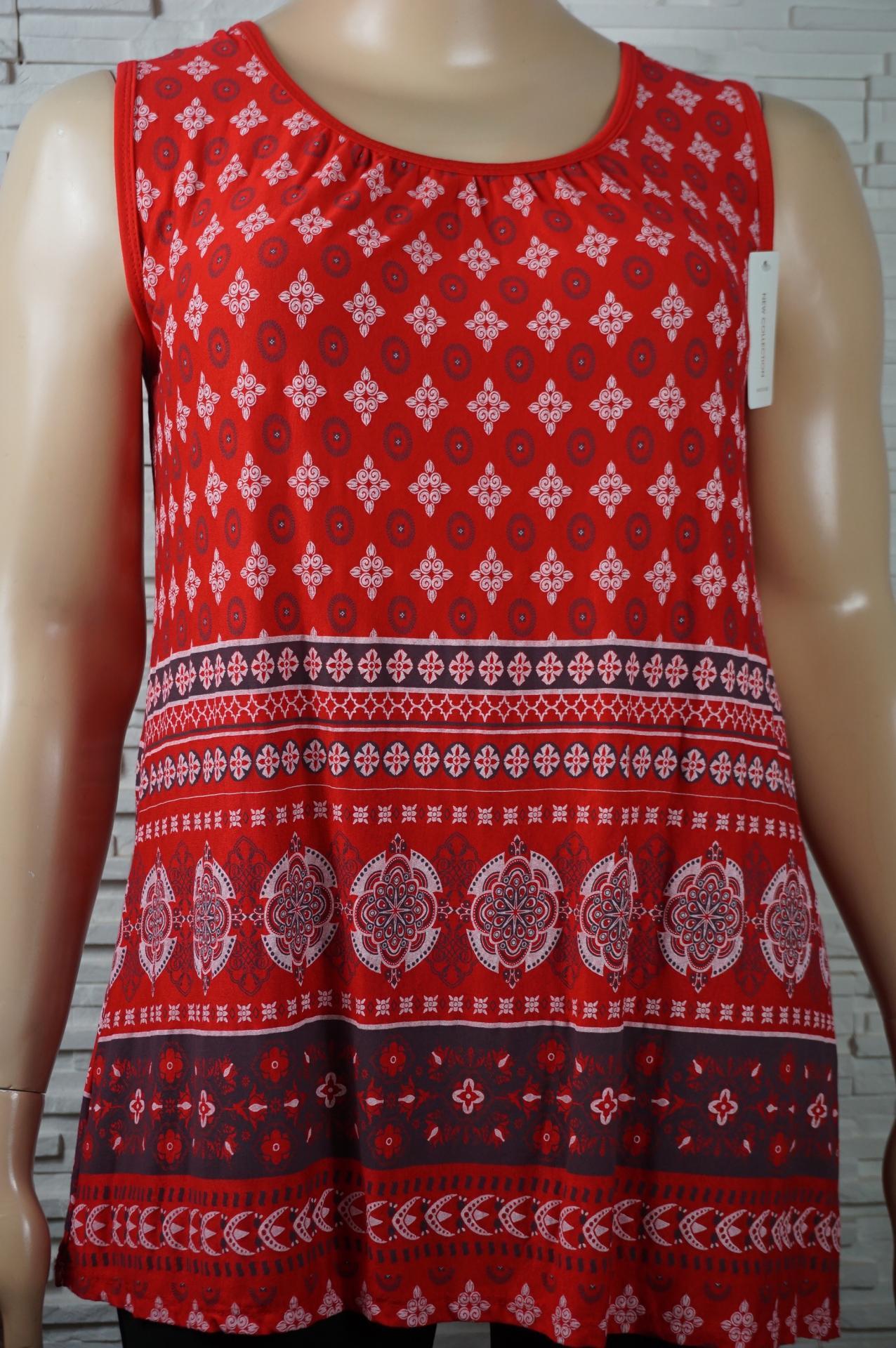 Tunique tee shirt imprime 1